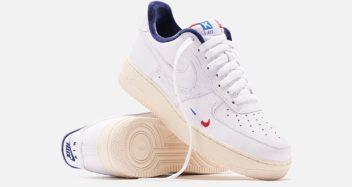 "KITH x Nike Air Force 1 Low ""Paris"" CZ7927-100"