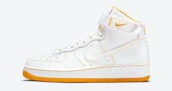 "Nike Air Force 1 High ""Laser Orange"" CV1753-107"