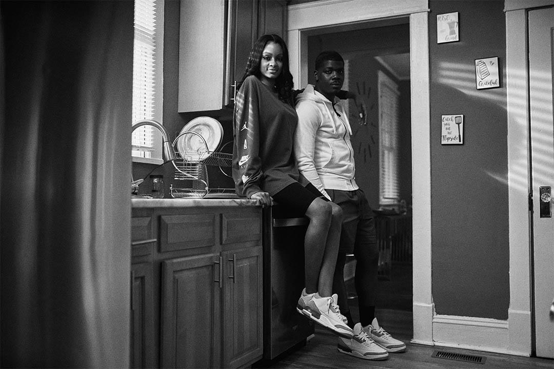 """A Ma Maniere Air Jordan 3 """"Raised By Women"""" DH3434-110"""