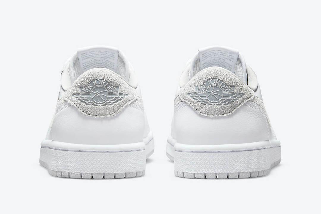 """Air Jordan 1 Retro Low OG """"Natural Grey"""" CZ0775-100"""