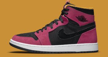 "Air Jordan 1 Zoom Comfort ""Fireberry"" CT0978-601"