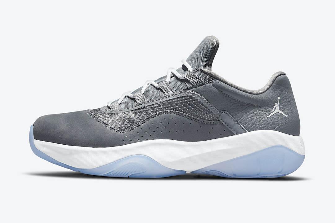 """Air Jordan 11 CMFT Low """"Cool Grey"""" CW0784-001"""