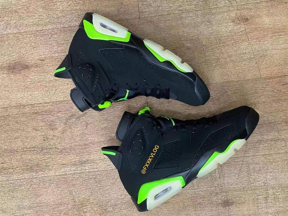 """Air Jordan 6 """"Electric Green"""" CT8529-003"""