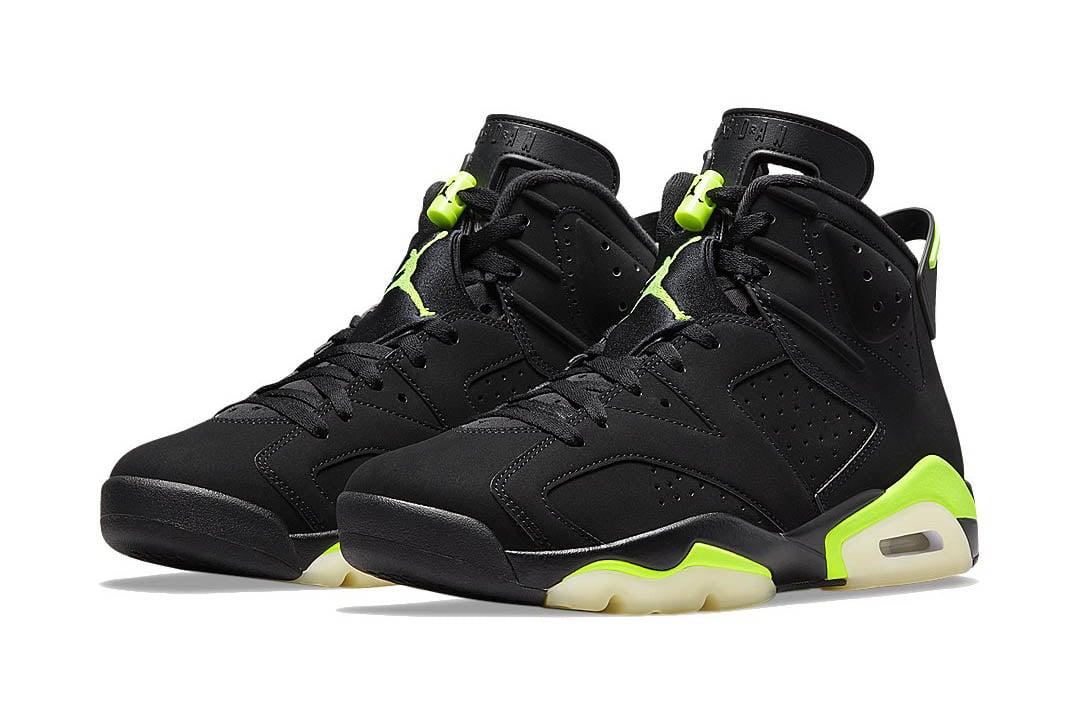 """Air Jordan 6 Retro """"Electric Green"""" CT8529-003"""