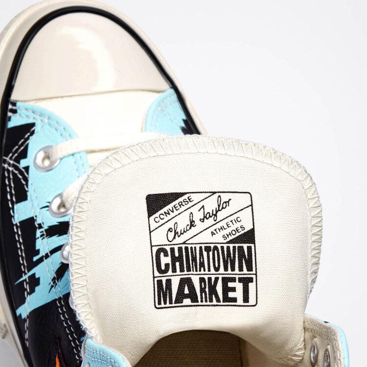 """Chinatown Market x Converse Chuck 70 """"Lakers Championship Jacket"""" 171242C"""