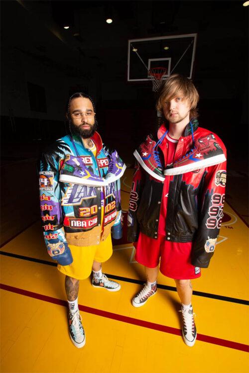 "Chinatown Market x Converse ""NBA Championship Jacket"" Collection"