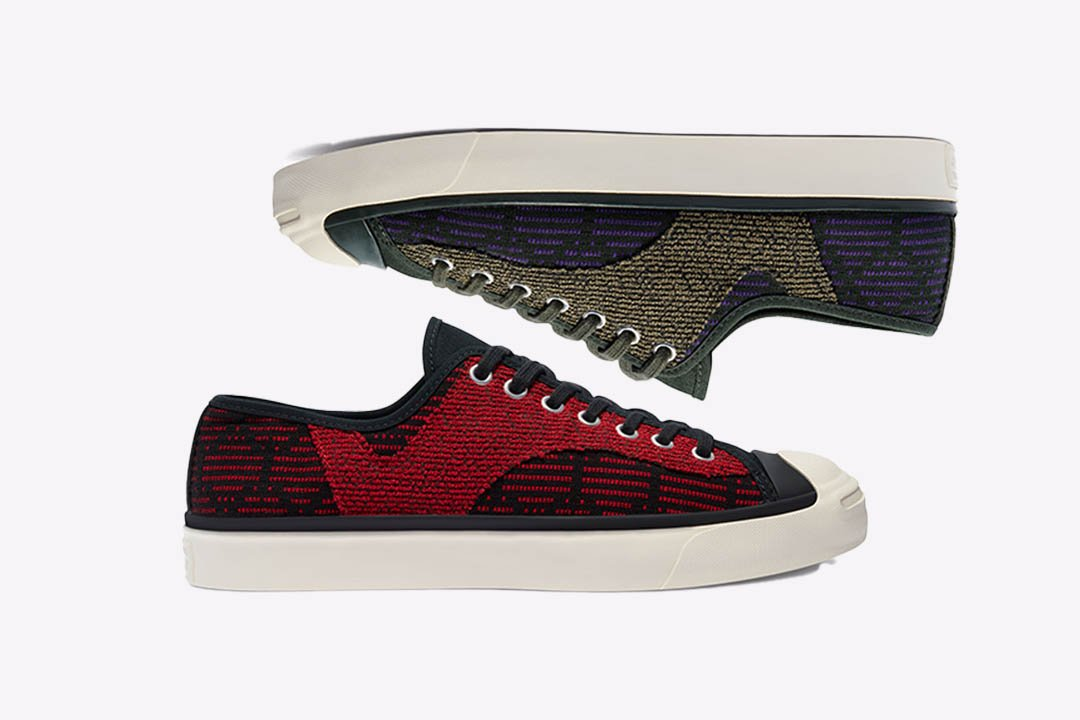 Converse Jack Purcell Rally Patchwork