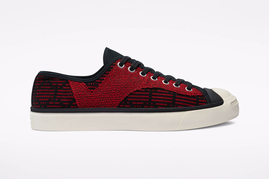 """Converse Jack Purcell Rally """"Tomato Puree"""" 170473C"""
