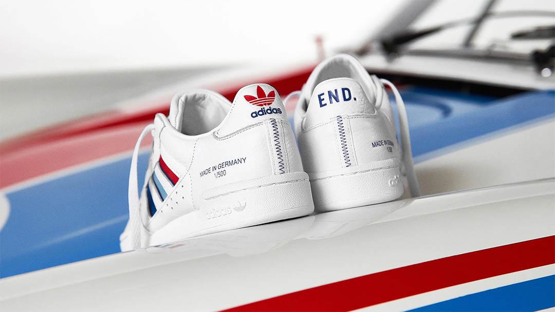 "END. x adidas Continental 80 MIG ""German Engineering"" GZ2842"