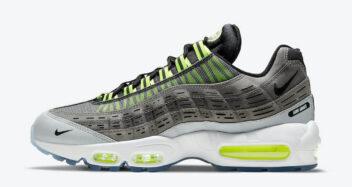 """Kim Jones x Nike Air Max 95 """"Volt"""" DD1871-002"""