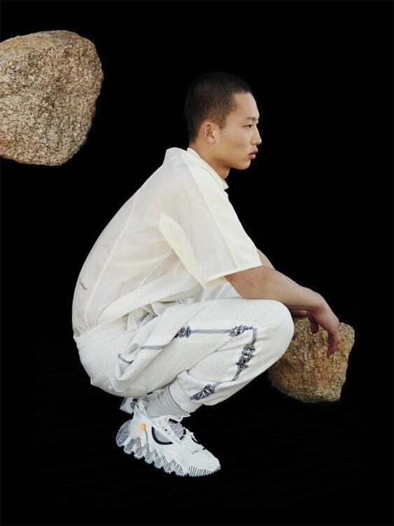 """Li-Ning Wu Xing II Quan """"New Frontier"""""""