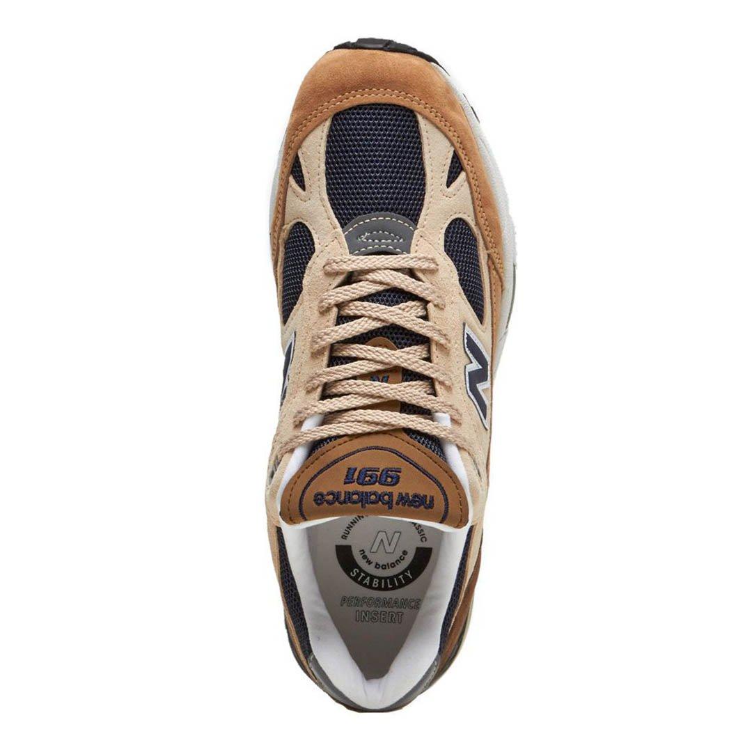 "New Balance 991 ""Cappuccino"""