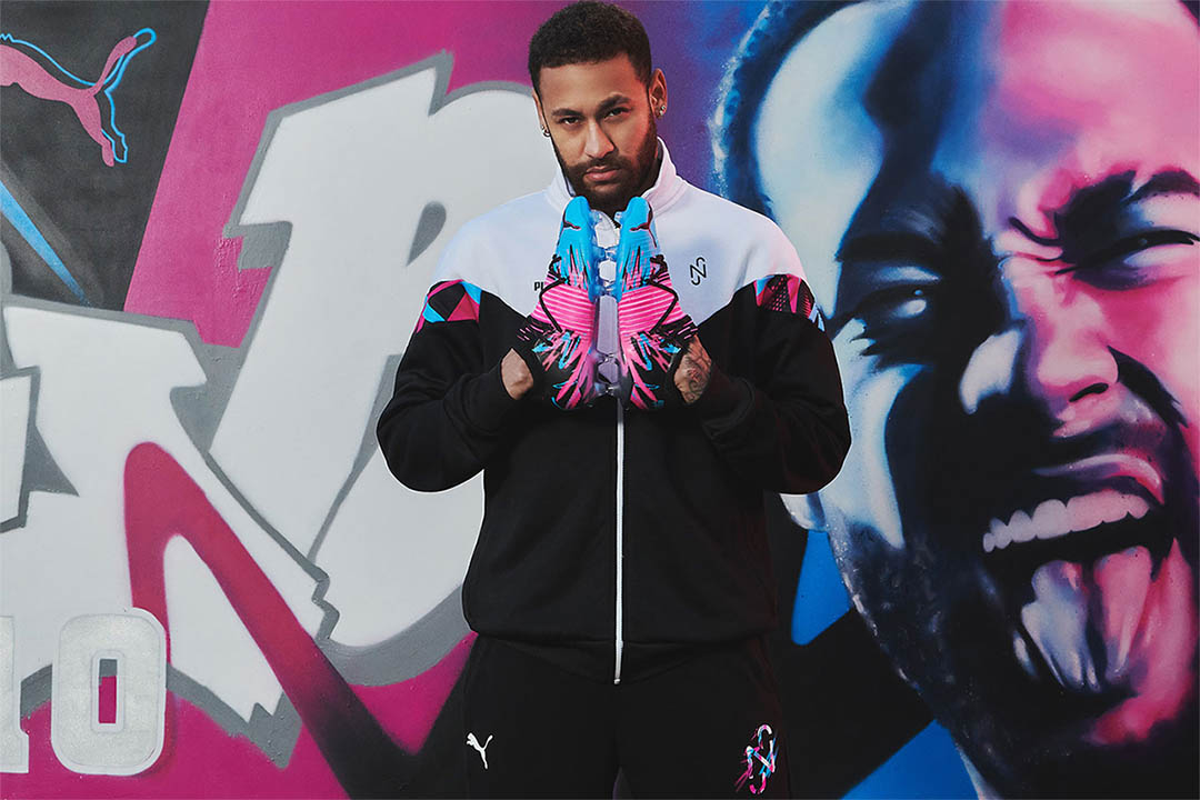 "Neymar Jr. x Puma ""Creativity"" Collection"