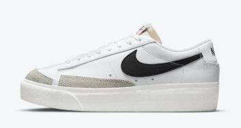 Nike Blazer Low Platform DJ0292-101