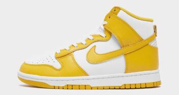 """Nike Dunk High """"Dark Sulfur"""" DD1869-106"""