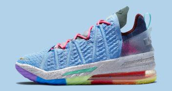 "Nike LeBron 18 ""Best 1-9"" DM2813-400"