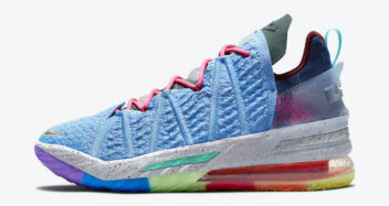 Nike LeBron 18 DM2813-400