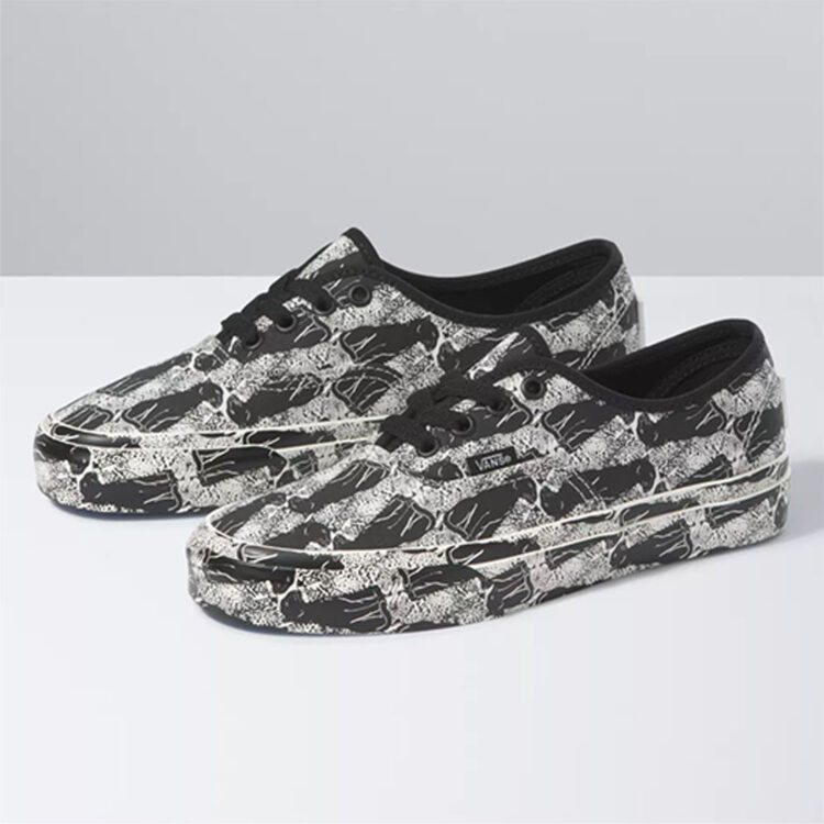 Opening Ceremony x Vans Authentic Leopard/Checkers