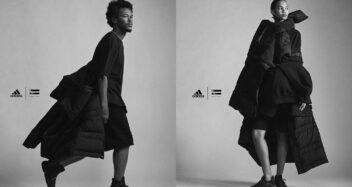 Pharrell Williams x adidas PW Triple Black Collection