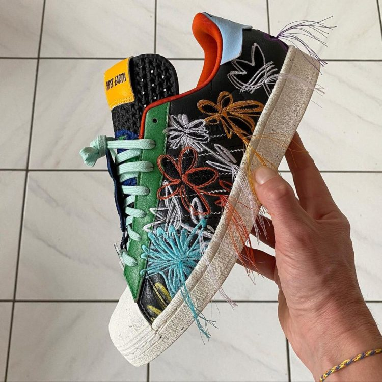 Sean Wotherspoon x adidas Superstar Super Earth CN Exclusive