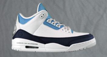Dank & Co. x Stash x fragment x Air Jordan 3 Custom
