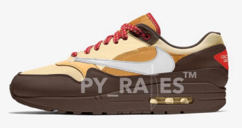 "Travis Scott x Nike Air Max 1 ""Cactus Jack"""