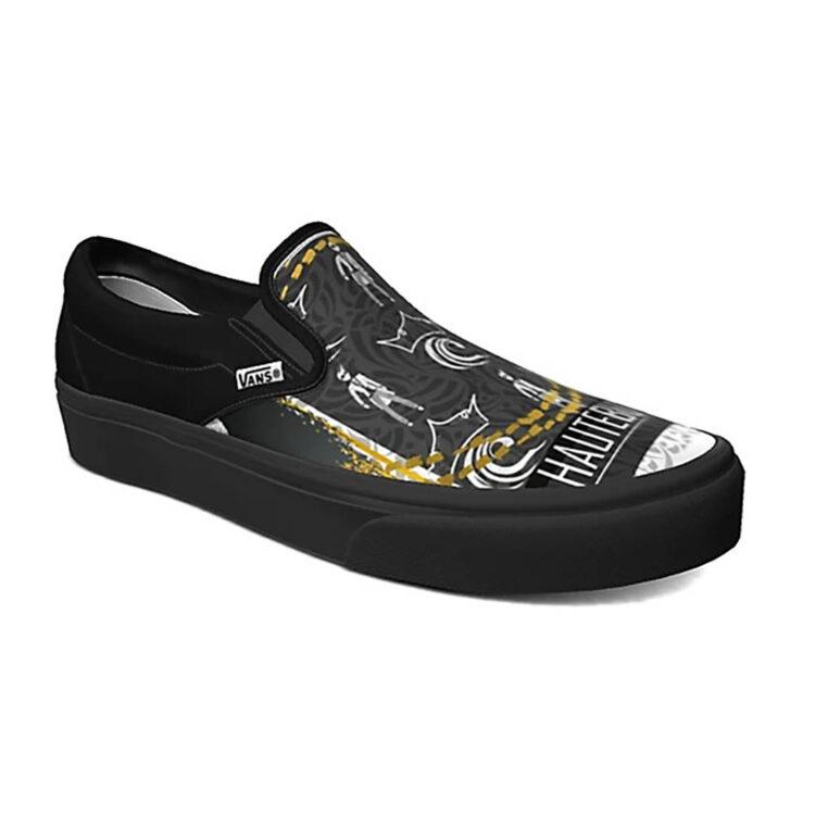 "HauteButch x Vans ""Foot The Bill"" Slip On"