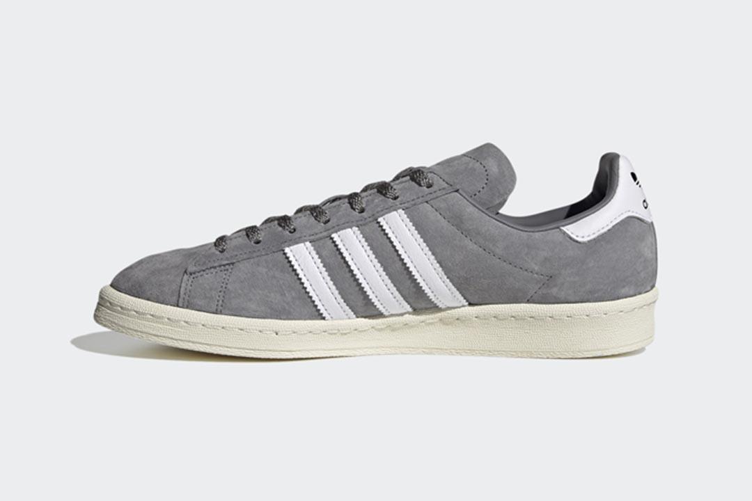 adidas Campus 80s Grey FX5439