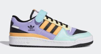 """adidas Forum Low """"Hazy Orange"""" GX2530"""