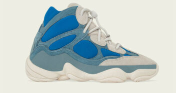 """adidas Yeezy 500 High """"Frosted Blue"""""""