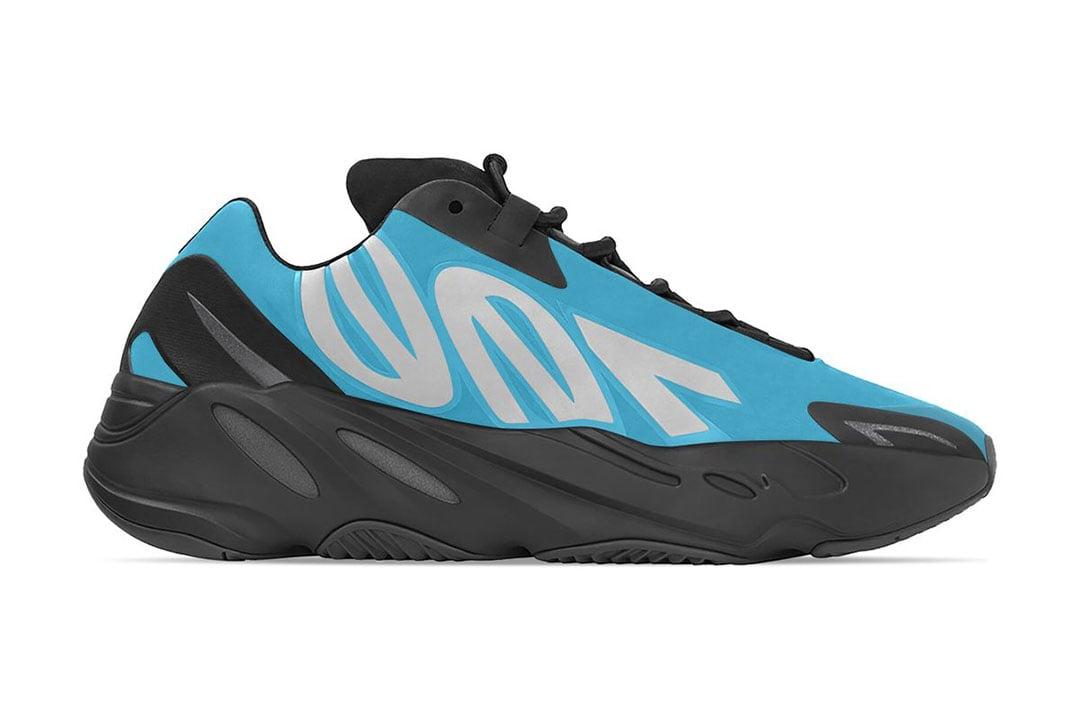 "adidas Yeezy 700 MNVN ""Bright Cyan"""