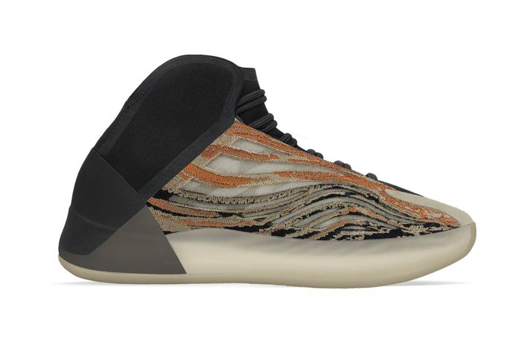 "adidas Yeezy QNTM ""Flash Orange"""