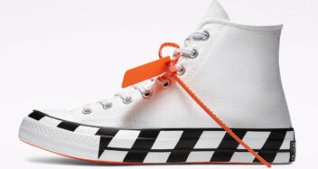 Off-White x Converse Chuck 70 163862C