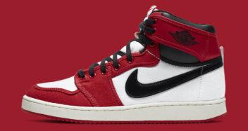 """Air Jordan 1 AJKO """"Chicago"""" DA9089-100"""