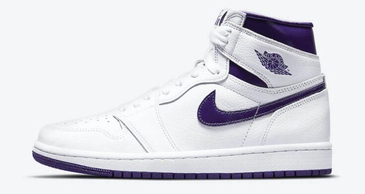 "Air Jordan 1 High OG WMNS ""Court Purple"" CD0461-151"