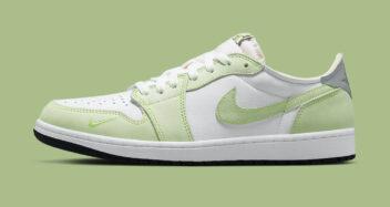"""Air Jordan 1 Low OG """"Ghost Green"""" CZ0790-103"""