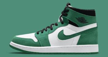 "Air Jordan 1 Zoom CMFT ""Stadium Green"" CT0978-300"