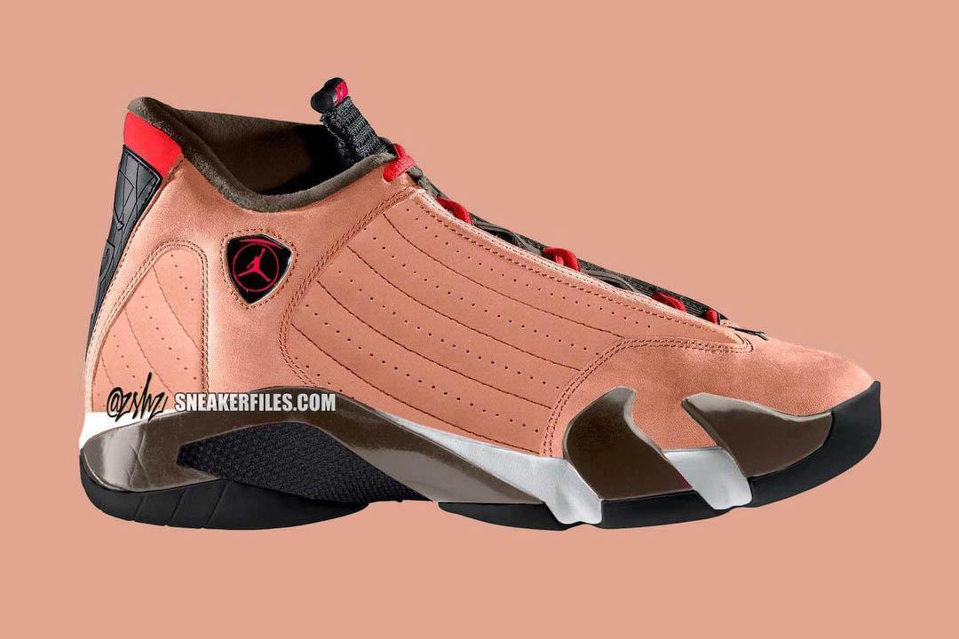 "Air Jordan 14 ""Winterized"" DO9406-200"