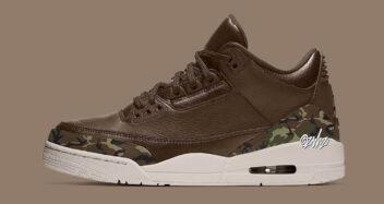 """Air Jordan 3 """"Camo"""""""