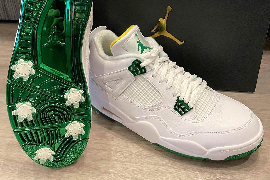 "Air Jordan 4 Golf ""The Masters"""