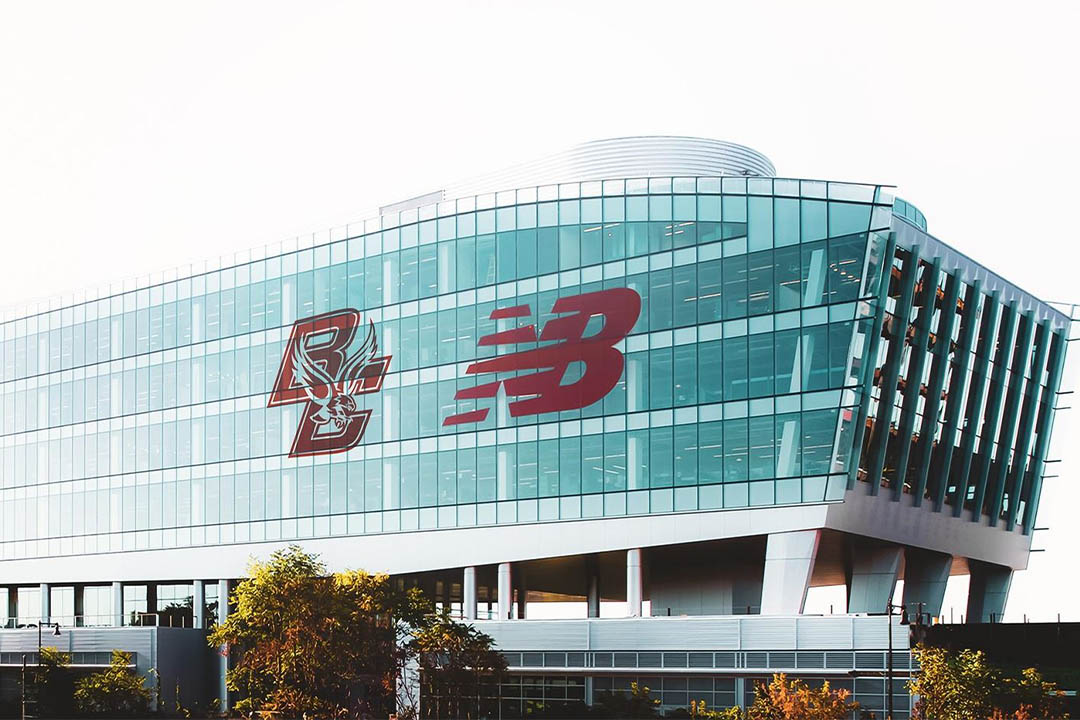 Boston College Announces 10-Year Agreement With New Balance