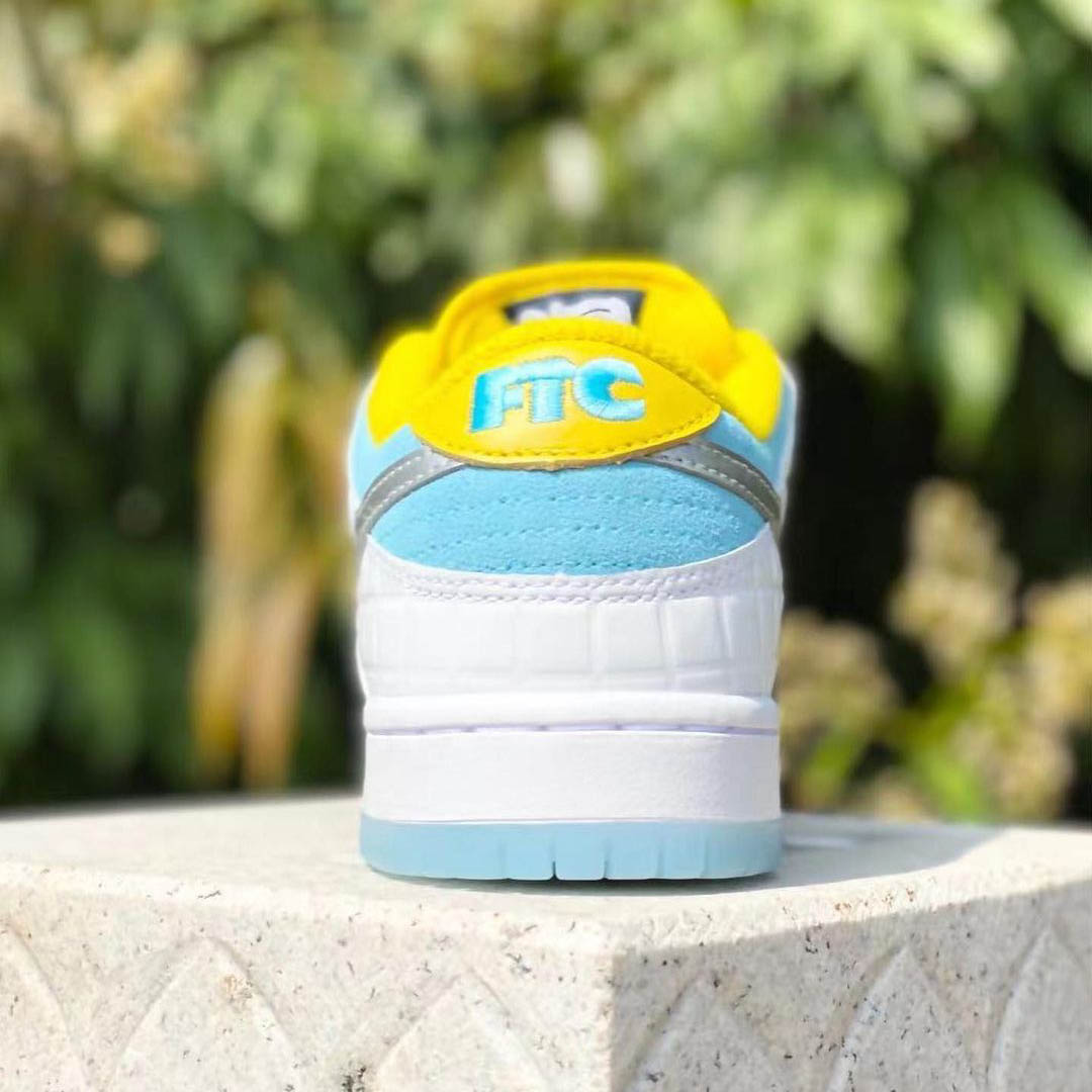 FTC Nike SB Dunk Low 01
