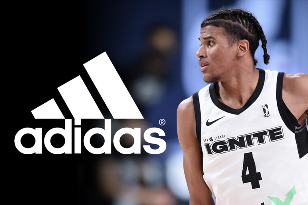 Jalen Green Joins adidas
