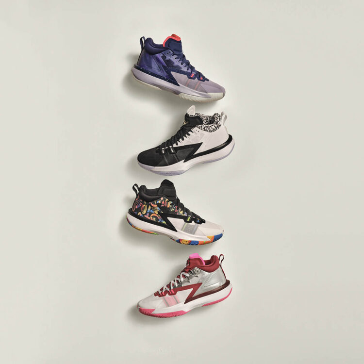 Jordan Zion 1 Footwear Collection