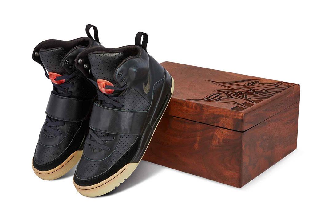 Kanye West Grammy Worn Nike Air Yeezy 1 Prototype 02