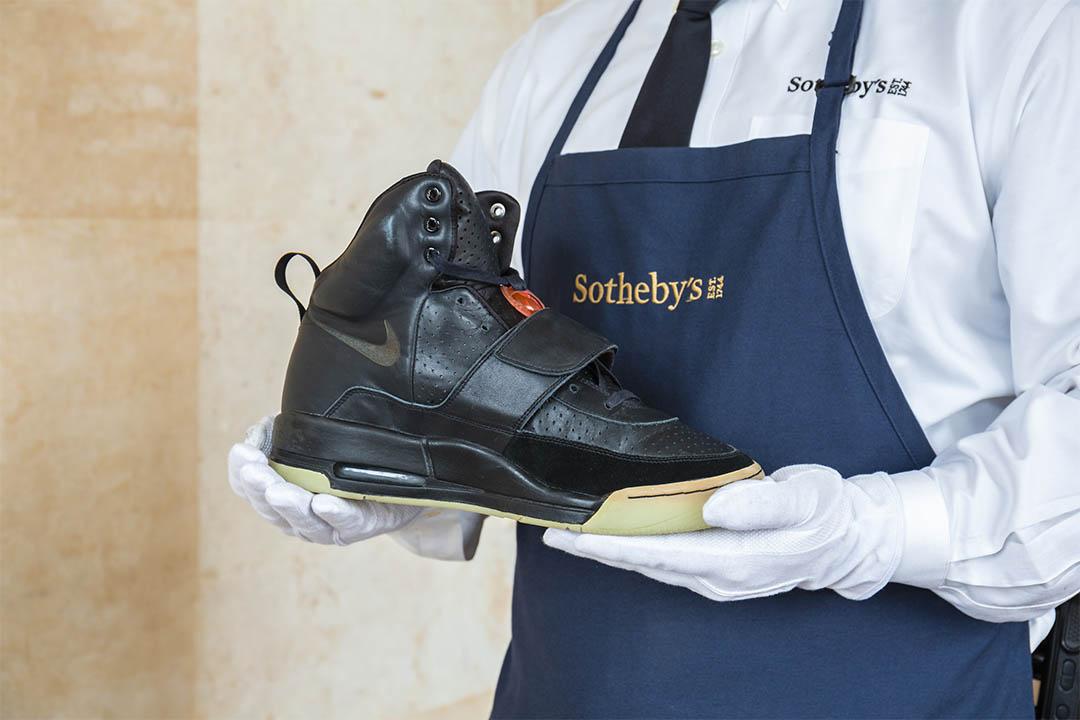 "Kanye West ""Grammy Worn"" Nike Air Yeezy 1 Prototype"