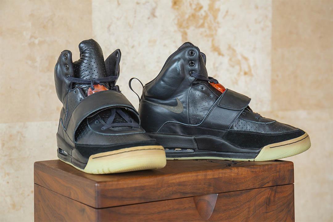 Kanye West Grammy Worn Nike Air Yeezy 1 Prototype 04