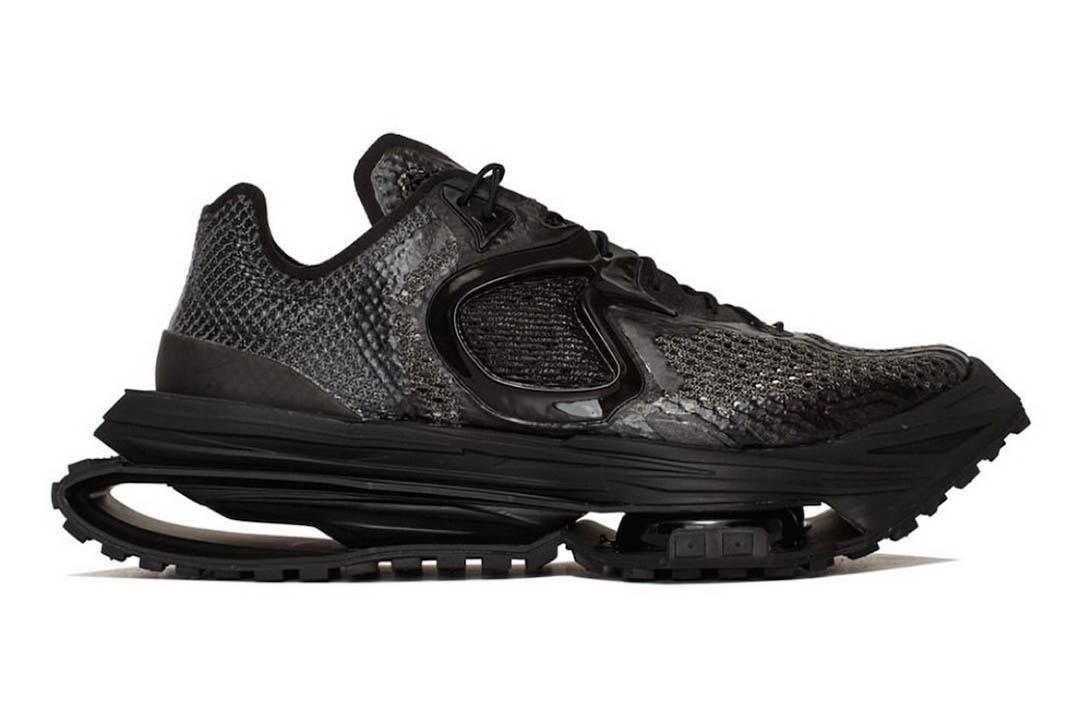 Matthew M Williams Nike Zoom MMW 4 Black DC7442 001 00
