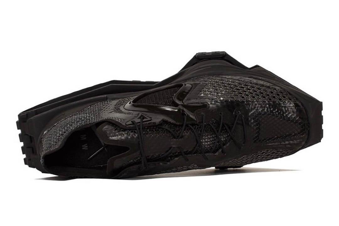 Matthew M Williams Nike Zoom MMW 4 Black DC7442 001 02