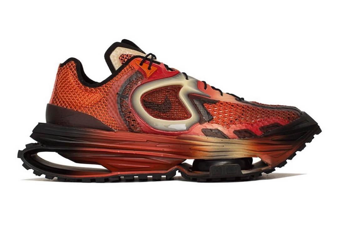 Matthew M Williams Nike Zoom MMW 4 Rust Factor DC7442 800 00